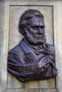 John Nathaniel Westaway memorial