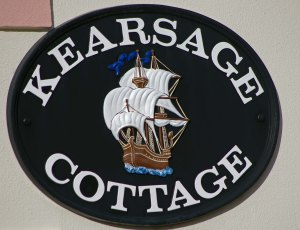 Kearsage Cottage, St Lawrence