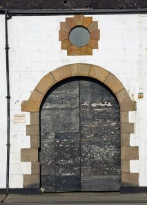 17th century Jersey arch