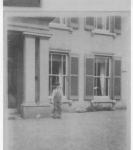 Ralph Thompstone circa 1930