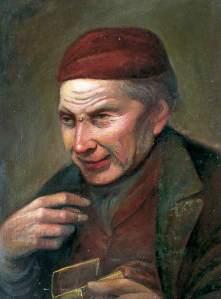 Knowles, John Ward, 1838-1931; Konstantin Kumpiew, Sacrist of St Maurice's, York